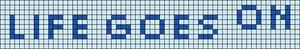 Alpha pattern #60879