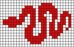 Alpha pattern #60899