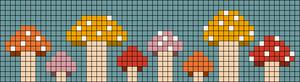 Alpha pattern #60914