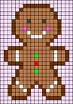Alpha pattern #60924
