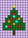 Alpha pattern #60925