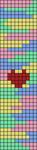 Alpha pattern #60947