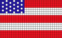 Alpha pattern #60965