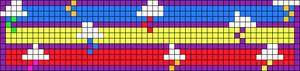 Alpha pattern #60976