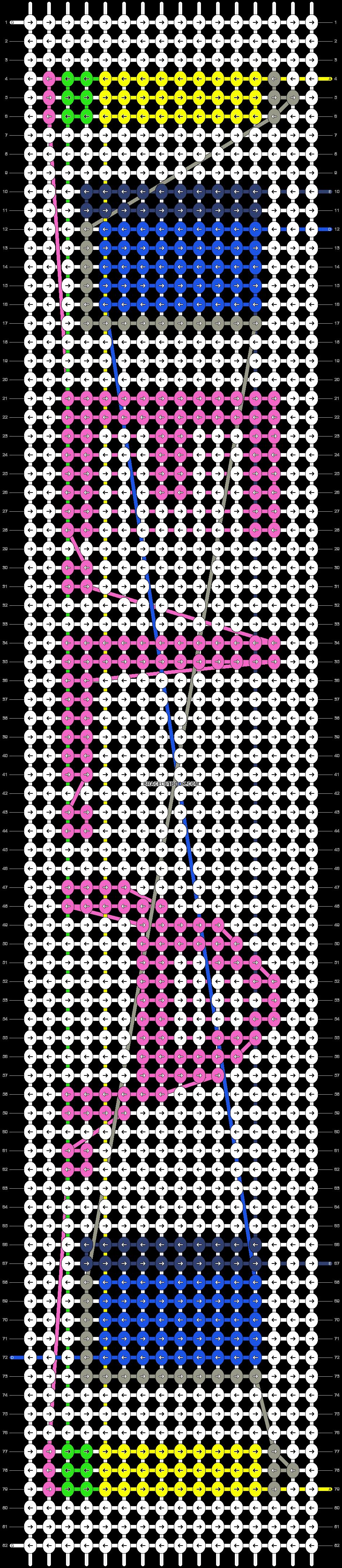 Alpha pattern #60984 pattern