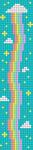 Alpha pattern #61023