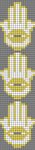 Alpha pattern #61026