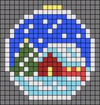 Alpha pattern #61027