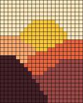 Alpha pattern #61074