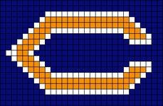 Alpha pattern #61081