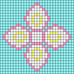 Alpha pattern #61089