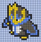 Alpha pattern #61098