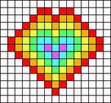 Alpha pattern #61103