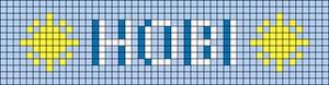 Alpha pattern #61106