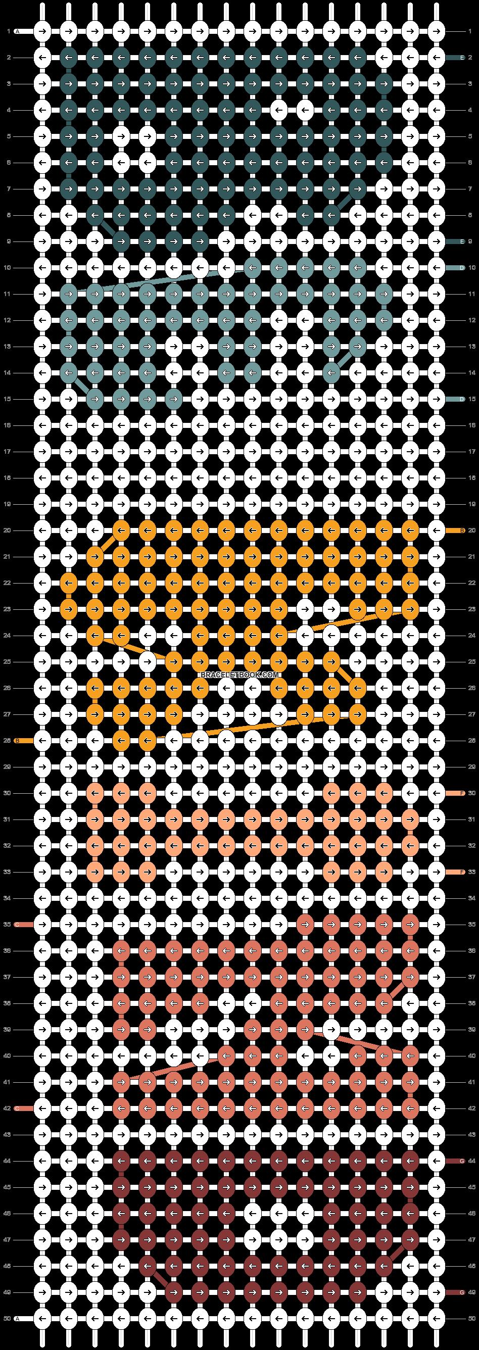 Alpha pattern #61108 pattern