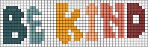 Alpha pattern #61108
