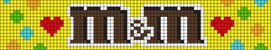 Alpha pattern #61127