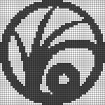 Alpha pattern #61133