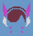 Alpha pattern #61136