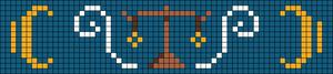 Alpha pattern #61139