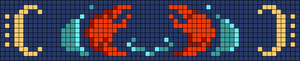 Alpha pattern #61142