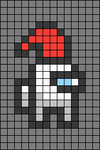 Alpha pattern #61163