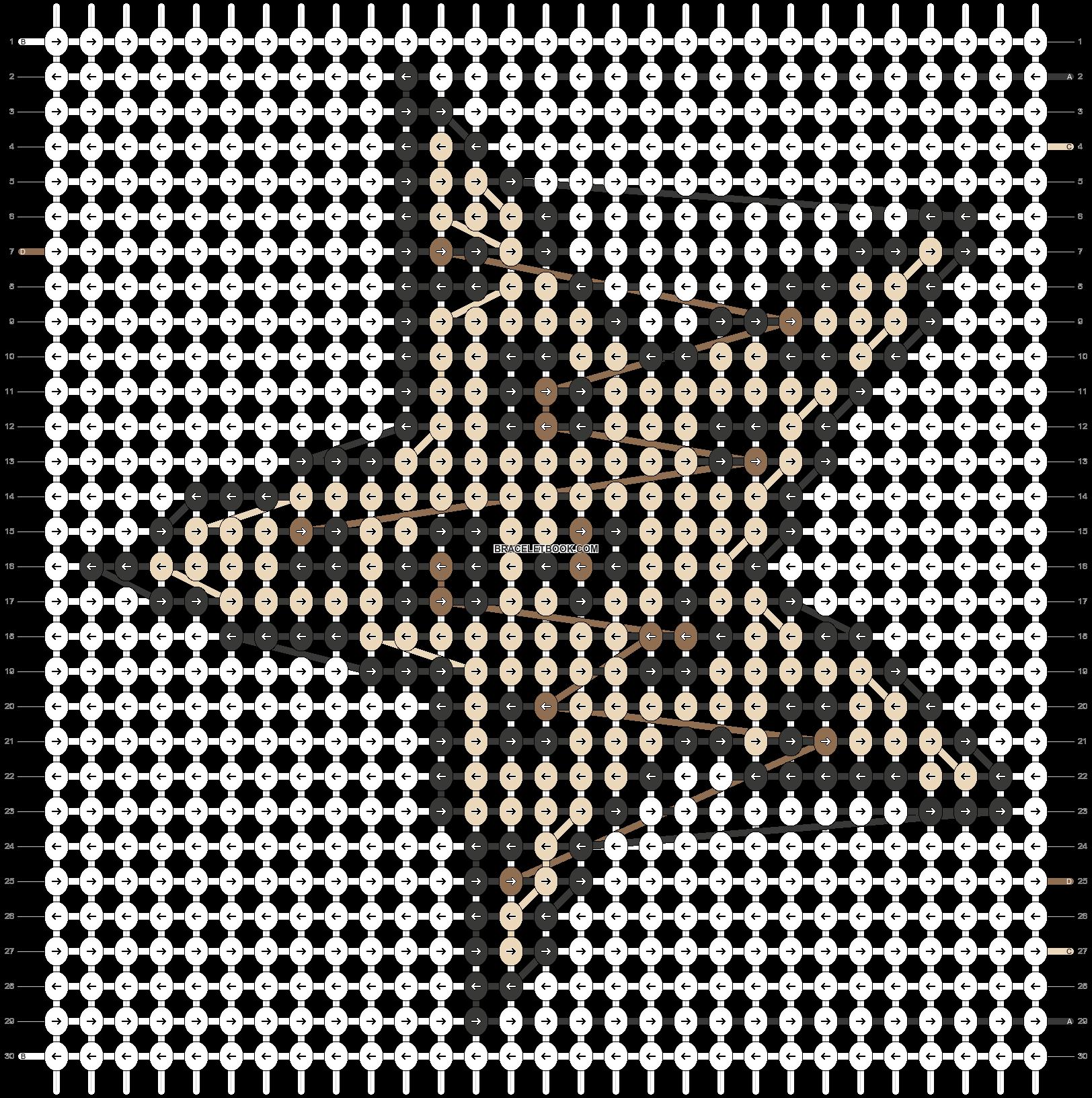 Alpha pattern #61174 pattern