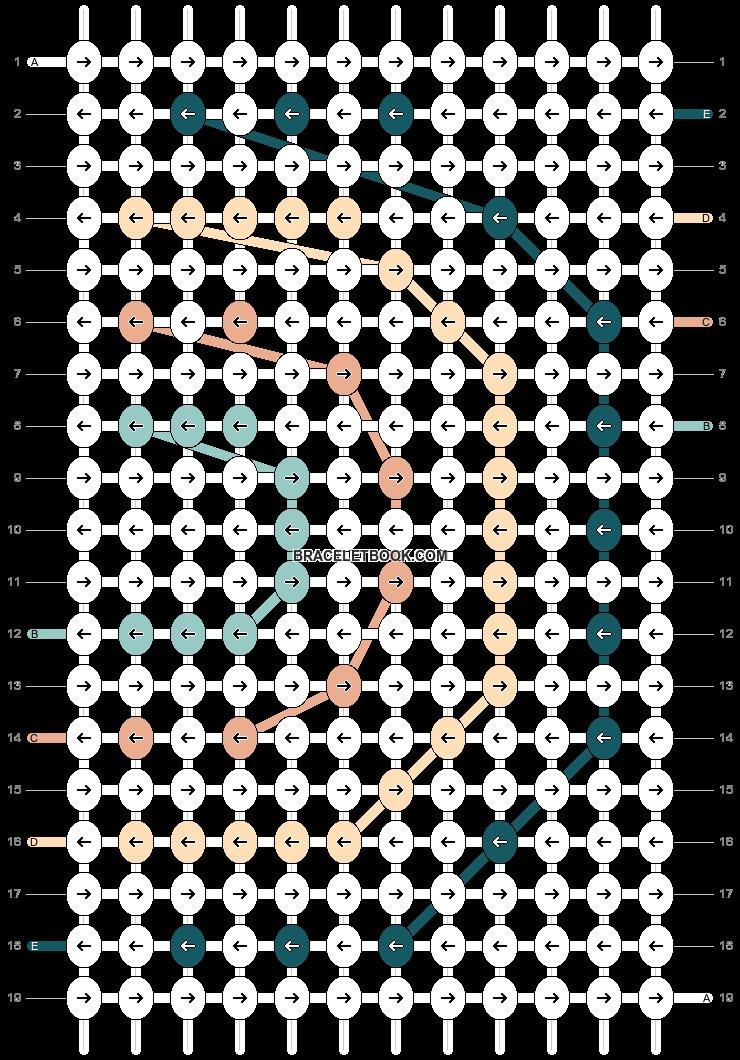 Alpha pattern #61178 pattern