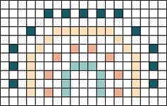 Alpha pattern #61178
