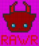 Alpha pattern #61194