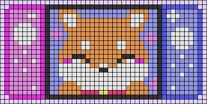 Alpha pattern #61208