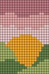 Alpha pattern #61209