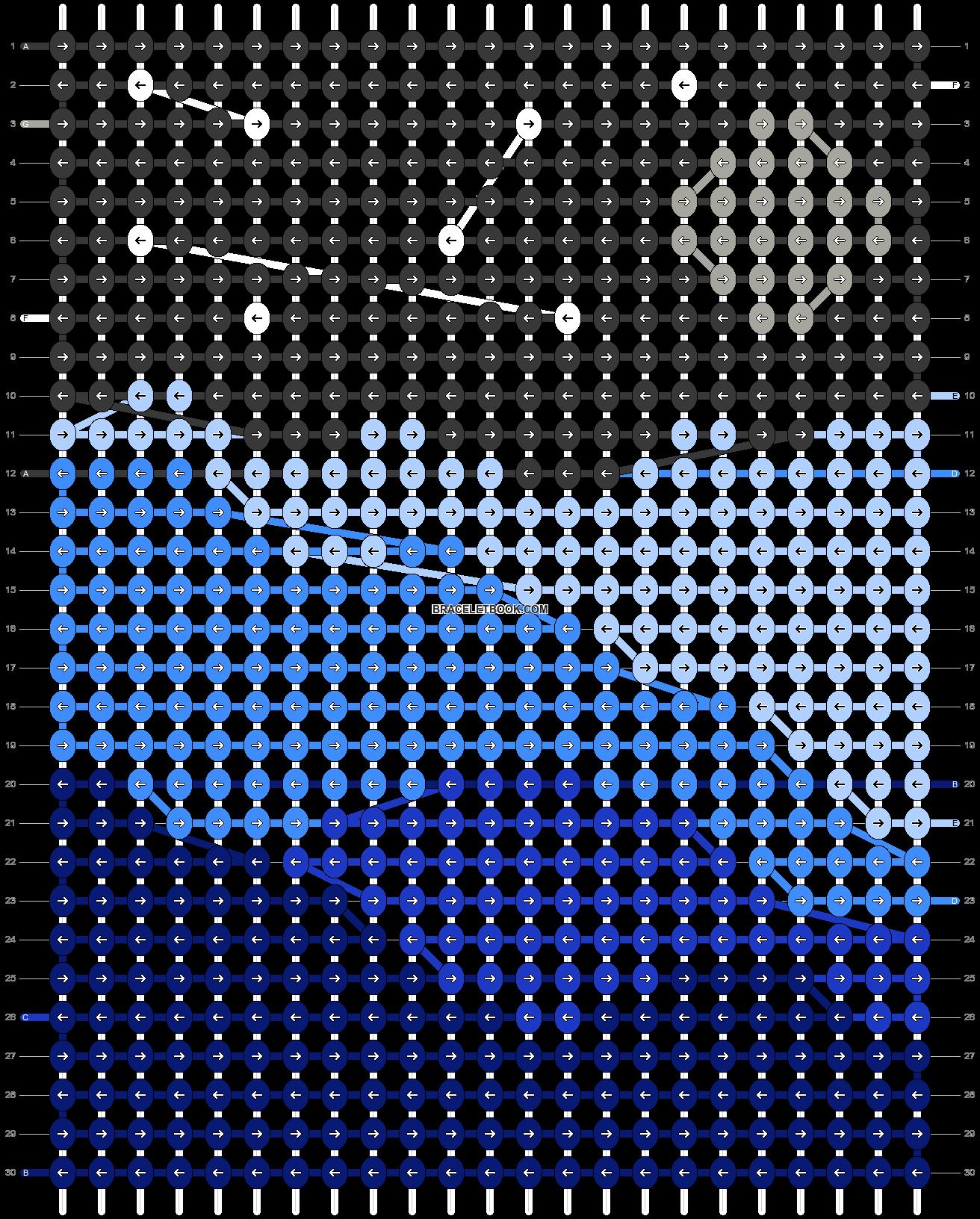 Alpha pattern #61235 pattern