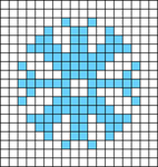 Alpha pattern #61242