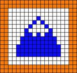 Alpha pattern #61248