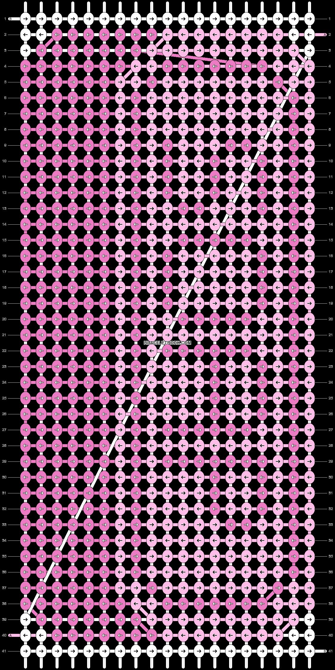 Alpha pattern #61258 pattern