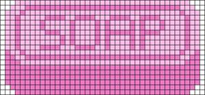 Alpha pattern #61258