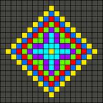 Alpha pattern #61268