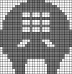 Alpha pattern #61274