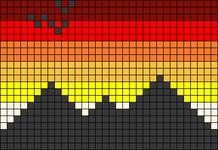 Alpha pattern #61310