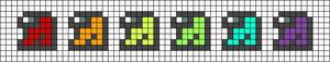 Alpha pattern #61315