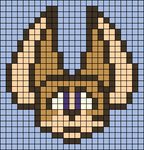 Alpha pattern #61325