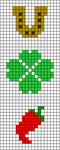 Alpha pattern #61326