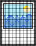 Alpha pattern #61332