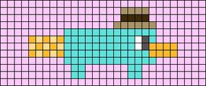 Alpha pattern #61337