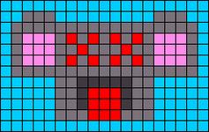 Alpha pattern #61339