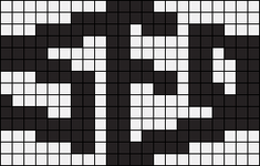 Alpha pattern #61344