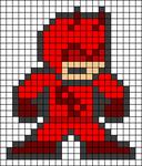 Alpha pattern #61352