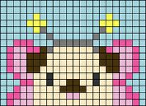 Alpha pattern #61363