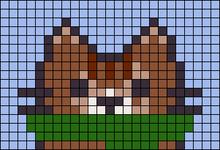 Alpha pattern #61374